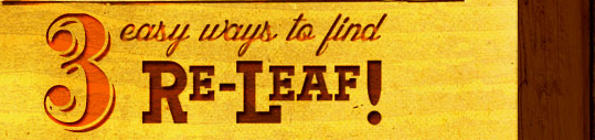 4 easy ways to find Re-Leaf